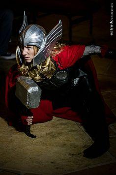 Thor | Anime Los Angeles 2013 by The.Erik.Estrada