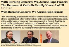 """We Accuse Pope Francis"": Semi-Trads issue Book of Accusation http://novusordowatch.org/2016/09/matt-ferrara-vennari-accuse-pope-francis/"