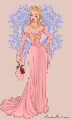 Disney Princess Fashion, Disney Princess Drawings, Disney Princess Pictures, Disney Princess Art, Disney Princess Dresses, Disney Fan Art, Disney Drawings, Disney Style, Disney Pixar