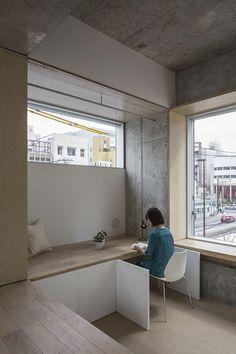 Tatsumi Apartment House | Leibal