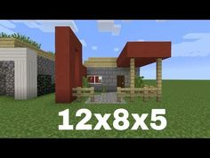 http://minecraftstream.com/minecraft-tutorials/village-builders-episode-2-12x8x5-modern-house-tutorial/ - Village Builders: Episode 2 - 12x8x5 Modern House Tutorial Hey, what is going on guys? QWERTY_Rebooted here, back with another Minecraft video on my channel. This is a 12x8x5 modern style house building tutorial. Please like this video and subscribe to my channel for more awesome Minecraft content! Previous episode –...