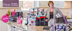 Monthly Specials! For every $31 you spend in September, get 31% off anything in the NEW Fall Catalog.  Check out the catalog at www.mythirtyone.com/michellecurry