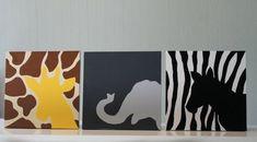Jungle Theme Wall Art Nursery - Home Demise