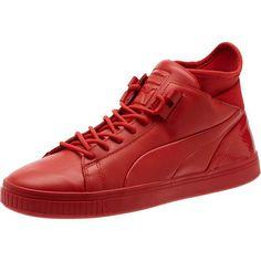 afbfae0be5f Puma Play PRM Sneakers Men High Risk Red Sneakers M56d6620