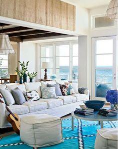 10 Rooms In Coastal Design