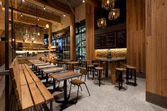 Pablo  Rusty's café by Giant Design, Sydney - Australia