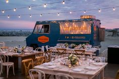 Food Truck  Wedding in Cabo Picture by Ana and Jerome #EventDesignbyMariannaIdirin