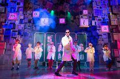 matilda the musical set 2015 - Google Search
