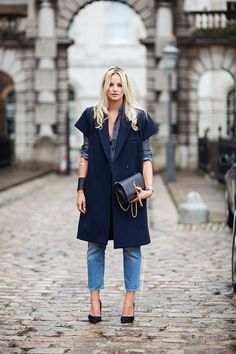 awesome. Anouk in London. #LFW