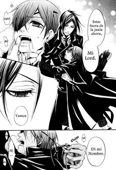 you guys shure its no yaoi ? Black Butler Manga, Black Butler Meme, Black Butler Sebastian, Butler Anime, Ciel Phantomhive, Fanfiction, Black Butler Characters, Book Of Circus, Sebaciel