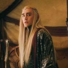 """""""Really?  That just might be why I was keeping those dwarves in my dungeons.  Ever think of that, Gandalf?"""""""
