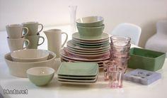 Pentikin astioita / Pentik dishes