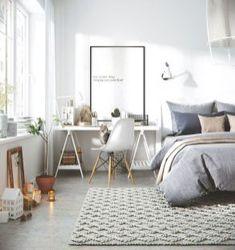 Best Scandinavian Bedroom Decor Ideas (24)