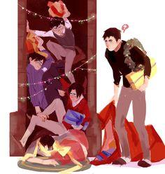 "wonder-fuu: "" Merry Christmas~ """