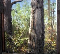 Have you ever wanted to try adding more details to trees in your painting? Watch Kevin as he shows you how to paint this close-up tree with details and light. For more information about brushes, go to www.paintwithkevin.com