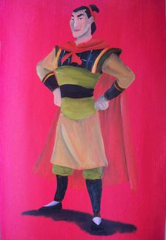 Shang by billywallwork525.deviantart.com on @DeviantArt