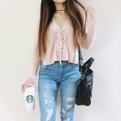 Very Cute Outfit #outfit #fashion #style #stylish