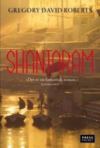 Shantaram -  Deeply touching, respectful and honest book. I can't wait for the Movie. Gregory Roberts is a diamond in the rough who overcame his violent and drug habits - What a journey, what a life!