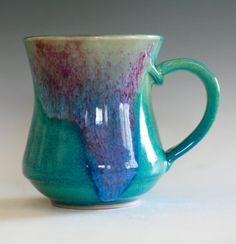 Large Coffee Mug, 18 oz, handmade ceramic cup, coffee cup | Dr. oz ...