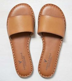 AEO Wide Band Sandal - Free Shipping
