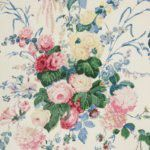 Lee Jofa ALTHEA PRINT BLUSH Fabric