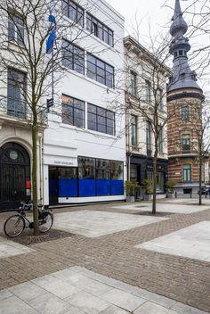 Art Deco Exterior in Antwerp, BE by Gert Voorjans