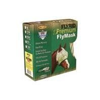 3 PACK FLY RID PREM MASK W/O EARS, Color: GREEN; Size: HORSE (Catalog Category: Equine Fly Control:FLY & INSECT CONTROL) by DURVET/EQUINE D. $48.14. Designed with a u.s. patented mesh material known as textilene. This material made exclusively in kensington is 1000x2000 denier mesh. Shields your horse from biting insects and also provides protection from the sun with 73% uv protection. Formulated to withstand fading, soiling, wear and tear and is mildew resistant,...