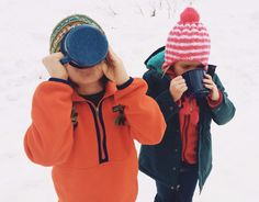 Little explorers warming up after a long day in the snow. High Uintas, Utah Submitted by Sheena Jibson Instagram @_sheenarae www.inthelittleredhouse.blogspot.com