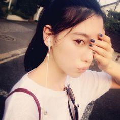 三吉彩花 #headphones