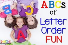 ABCs of Letter Order