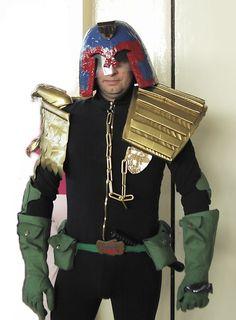 Judge Dredd by L.S. Day