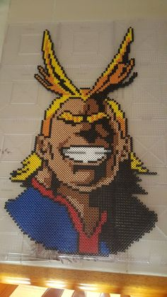 All Might from My Hero Academia!