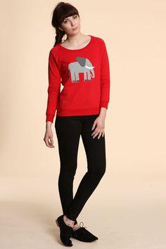 elephant sweater, urban oufitters