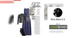 Check out what I found on the LimeRoad Shopping App! You'll love the Accessorise Your Way Into Winter. See it here https://www.limeroad.com/scrap/583be2e2a7dae80714c5d333/vip?utm_source=c60eed83c5&utm_medium=android #notmine