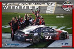 NASCAR Race Mom: Daytona 500 Champion | Kurt Busch