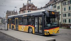 Post Bus, Busses, Poster, Train, Autos, Swiss Guard, Zug, Buses, Strollers