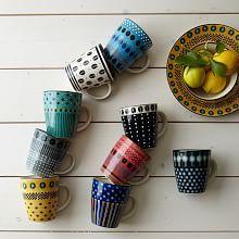Coffee Mugs, Mugs, Ceramic Mugs & Unique Coffee Mugs | west elm