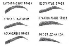 Идеальные брови: как сделать
