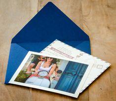 Προσκλητήριο Γάμου post card Wedding Invitations, Polaroid Film, Cards, Wedding Invitation Cards, Maps, Playing Cards, Wedding Invitation, Wedding Announcements, Wedding Invitation Design