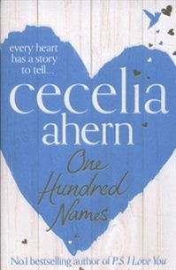 No. 5 - One Hundred Names by Cecelia Ahern