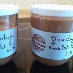 Ma recette de gianduja maison