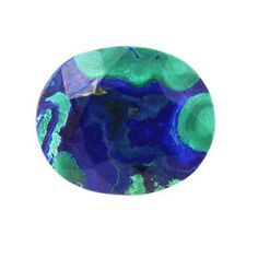 Malachite Azurite 3.40 carats