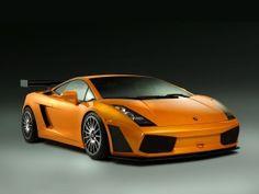 Lamborghini Gallardo - My first frivalous purchase if I ever win the Mega Millions