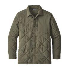 M's Tough Puff Shirt, Industrial Green (INDG)