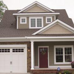 Inspiration - Truexterior - Boral USA #siding #architecture #exteriordesign