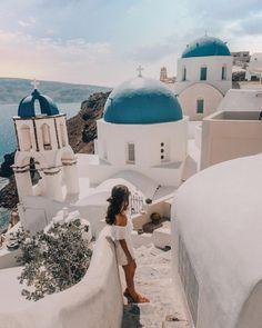 Travel Diary: Summer in Santorini Santorini Travel, Greece Travel, Santorini Greece, Greece Trip, Greece Vacation, Mykonos, Places To Travel, Travel Destinations, Photo Voyage
