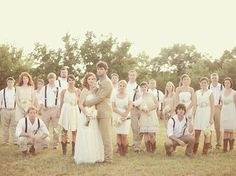 Rustic Wedding Ideas Photograph | ... but It is simple and p