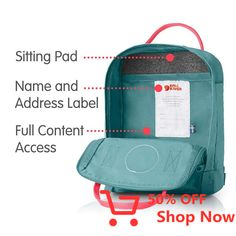 Outer Polypropylene Backpack Model:Kids Gender:Kids Concept:Outdoor cm cm cm Weight g L Non Textile Parts of Animal Origin:No Activity:Everyday Outdoor Laptop pocket:No Cool Stuff, Stuff To Buy, Projects To Try, Boards, Baby Shower, Activities, Birthday, Gifts, Bathroom
