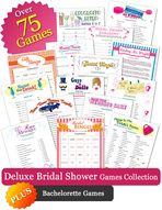 Couples & Co-ed Bridal Shower Games