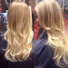 #balayage #blondehair #highlights #beachhair #longhair